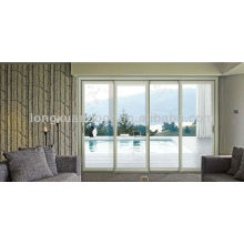 Marine Aluminum Sliding Doors with Strong Double Glass, Factory Custom Glass Doors, Balcony Door