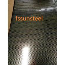 304 201 embossed stainless steel sheet
