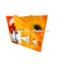 Рециркулированные сплетенные PP кладут в мешки для еды, одежды,шоппинг,стимулирование продаж
