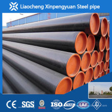 299 x 22 mm Tubo de aço sem costura de alta qualidade Q345B fabricado na China