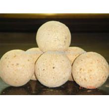 Bolas de alumina alta para meios de moagem cerâmicos