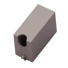 Inserção separada da porta do caju dos componentes do molde