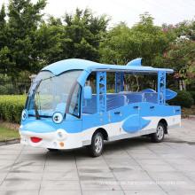 China-Hersteller-elektrische vierzehn Sitze-Passagier-Fördermaschine (DN-14)