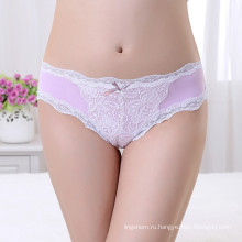 Розовый нахальный трусики использовали дамы нижнее белье V форма трусы женщин нижнее белье