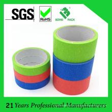 Fita de mascaramento artesanal para impressão a cores com 48mm