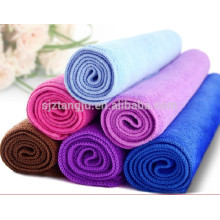 Toallas de microfibra de alta absorción, toalla de yoga de microfibra