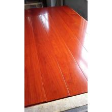 Balsamo decorativo vermelho nobre com o revestimento de madeira projetado cheiro