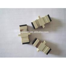 Baixo Perda SC Simplex UPC Fibra Óptica Adaptador feita na China