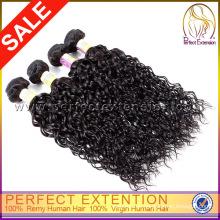 Schwarze russische Bulk Produkte roh unverarbeitet Jungfrau Haare