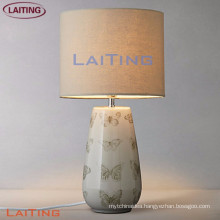 New product table lamps with white shade High quality Factory lamp