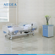 AG-BY101 three function adjustable medical hospital electric nursing bed