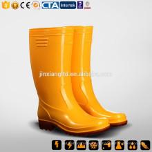 CE China Nova borracha & PVC botas de chuva & injeção PVC botas