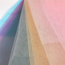 Nylon American Blue Tulle Mesh Fabric for Garments