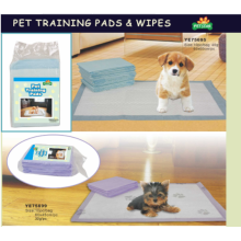 Pelatihan Backing Tahan Air PE Pet Puppy Pad
