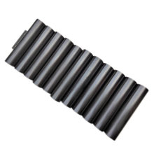 Customized Price Carbon round small size graphite tube