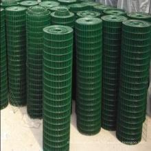 PVC geschweißte Drahtgeflecht in Rolls / Wire Mesh