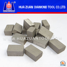 Segmento de diamante para cortar o bloco de moagem (HZ-314)