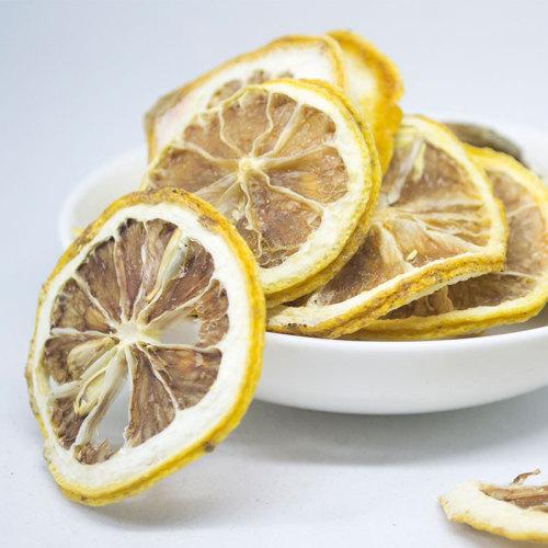 High Quality Dried Fruit Dried Lemon Fruit Slices