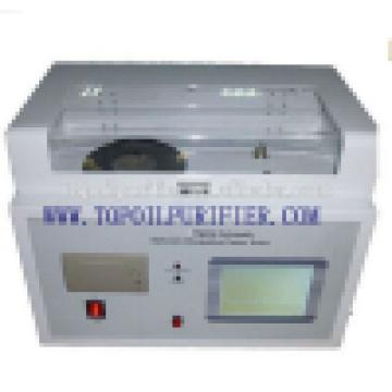 Modèle automatique de résistivité d'huile et testeur d'huile isolant de perte diélectrique