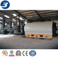 Suministro de planta de reciclaje de llantas de desecho pequeña directamente a la venta en la fábrica para la venta