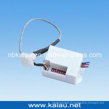 Installation de la lampe de plafond Détecteur de mouvement infrarouge (KA-S12A)