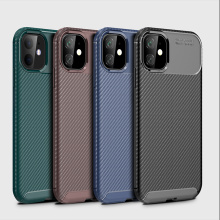 Cover per telefono in silicone TPU per iPhone 11