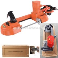 Neue tragbare Mini Power Speed Variable Holz / Stahl / Metall Schneidband Sägemaschine