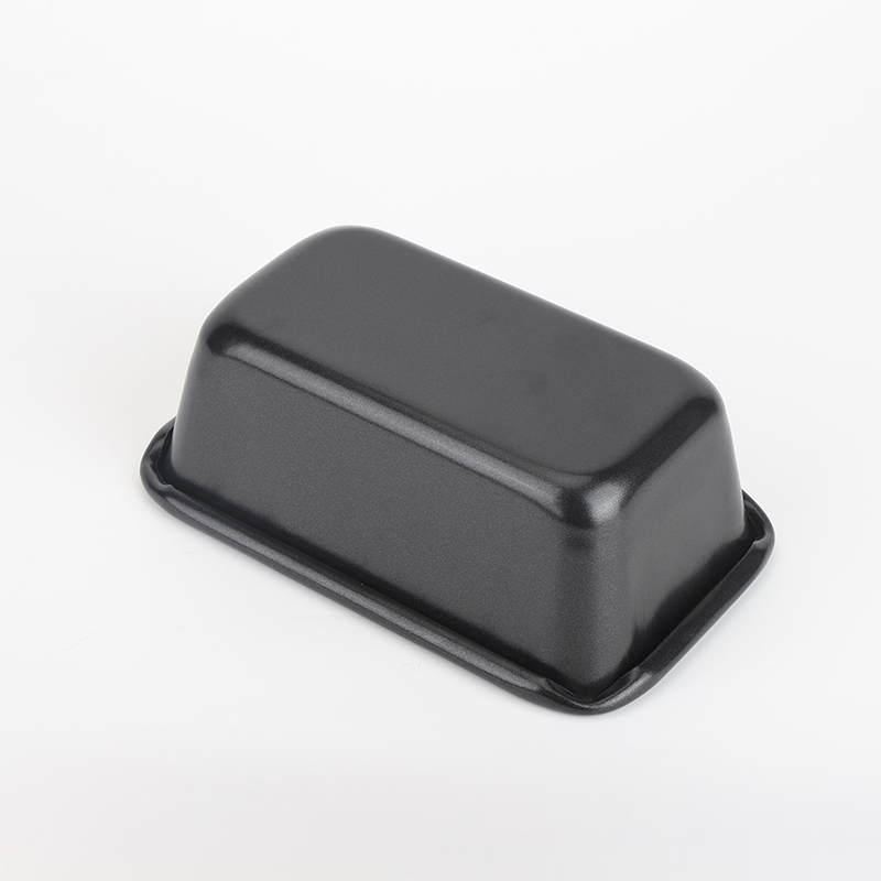 7 Carbon Steel Bread Loaf Pan Black01