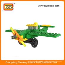 Puzzle Erleuchten Backstein Gebäude Spielzeug