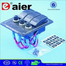 Wippschalter / Schalter-Panel IP68 LED