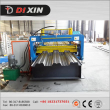 Proveedores de Hebei Panel de cubierta en forma de piso 980 que hace la máquina