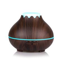Difusor de aroma de grão de madeira mini óleo essencial