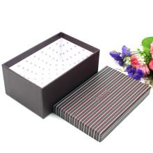 Caixa de armazenamento de sapato de papelão impresso personalizado