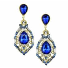 Trendy Bohemia Style Resin Stone Earring (XER13079)