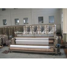 Máquina de tela de bolsa tejida pp de alta velocidad / máquina de tela de bolsa de plástico / máquina de tejer de plástico