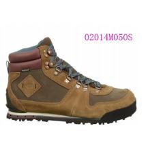 High-Top Suede Waterproof Hiking Shoes
