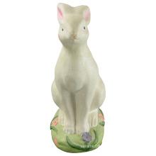 Animal Shaped Porcelain Craft, Ceramic Rabbit