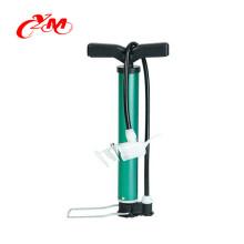 Cheap portable bike pump for bike tire /aluminum alloy bicycle pump with gauge /wholesale cheap best price floor pump mini