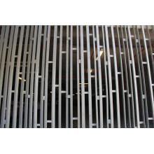 ASTM Гальванизированная решетка из алюминиевого сплава для строительства