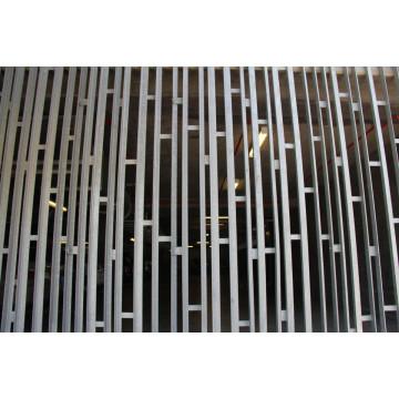 ASTM-Siebgitter aus verzinkter Aluminiumlegierung