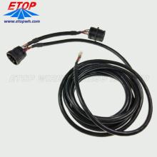 Assemblages de câbles SAE noirs J1939M à J1939P