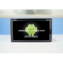 ¡Fábrica directamente! Toque lleno con el reproductor de DVD del coche android del quad-core del dvd para el estéreo universal + del coche
