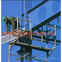 Galvanized Hole Type Scaffold Steel Planks for Construction Roll Forming Making Machine Iran