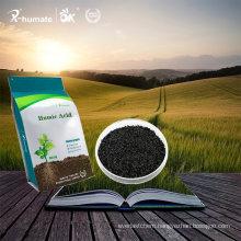 X-Humate Soluble Organic Fertilizer Super Potassium Humate 98% Flake