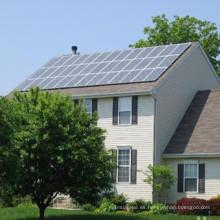 Sistema residencial de energía solar de panel solar de 115W