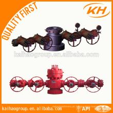 API campo petrolífero cabeça de revestimento de equipamentos de perfuração com preço de fábrica