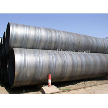 large diameter api 5l x70 psl2 spiral welded steel pipe