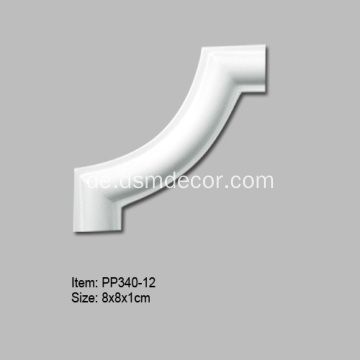 Plain Panel Moulding Corners
