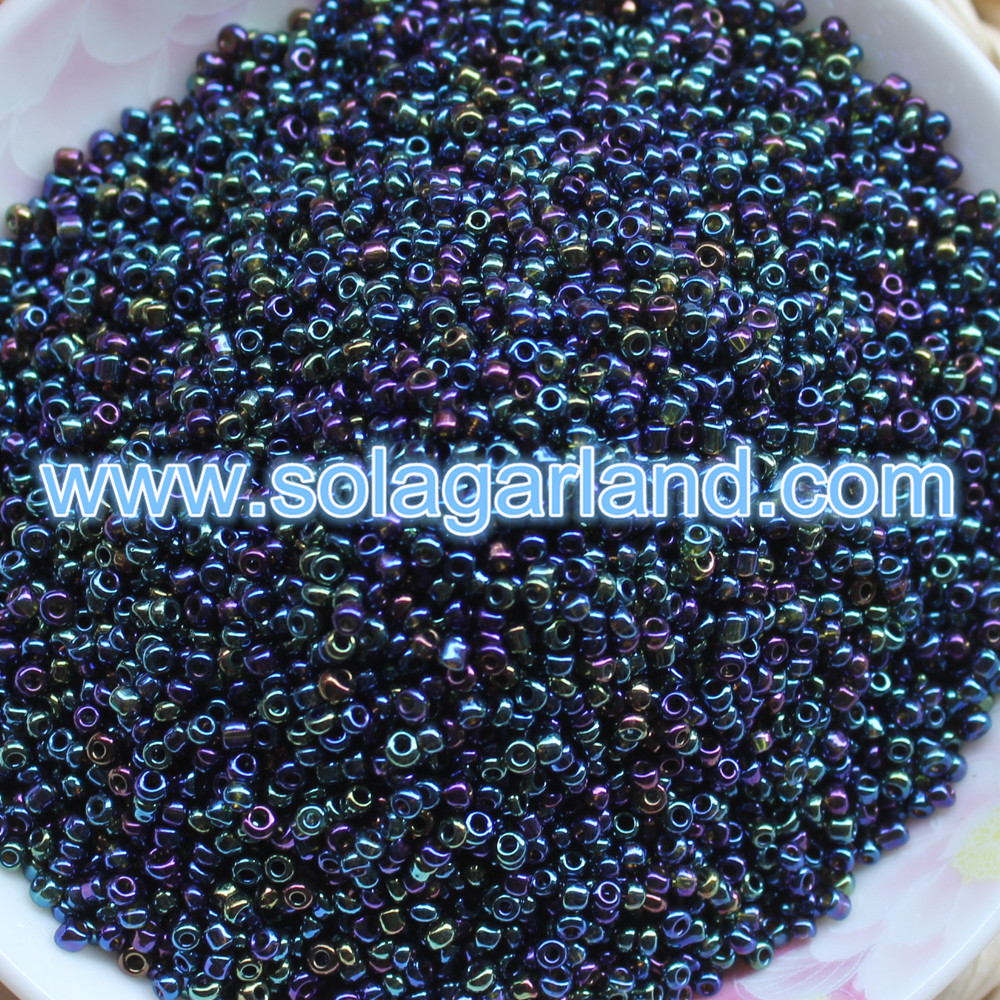 11/0 Glass Seed Beads In Bulk