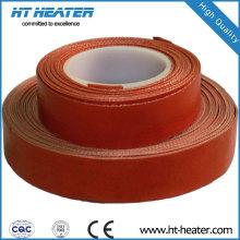Aquecedor de cinto de silicone aquecedor